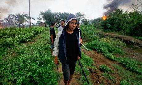 Burma Rakhine Rohingya