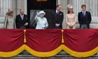 Jubilee royal balcony scene