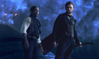 Abraham Lincoln: Vampire Hunter … Benjamin Walker and Anthony Mackie
