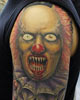 Tattoos/clown