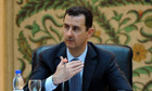 Assad ups rhetoric with 'real state of war' declaration