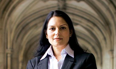 Tory Rebels: Priti Patel