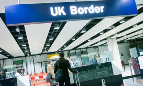 UK border control, Britain