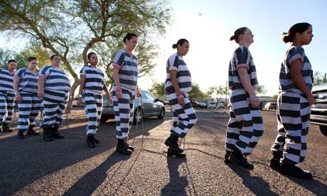 How Us Prison Labour Pads Corporate Profits At Taxpayers