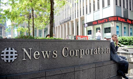 News Corporation restructuring