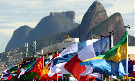 PREPARATIONS FOR SUSTAINABLE DEVELOPMENT RIO PLUS 20