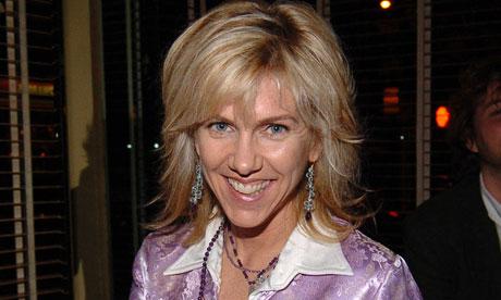 Rielle Hunter, former girlfriend of John Edwards, in 2004