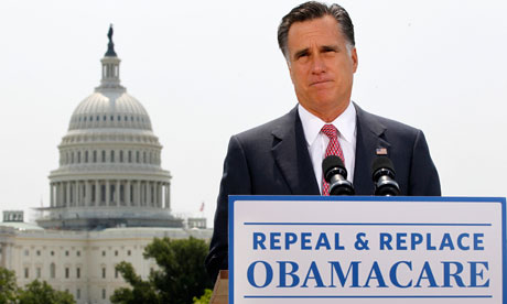 Romney rakes in millions in wake of supreme court healthcare decision