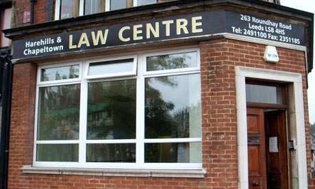 Harehills and Chapeltown Law Centre, Leeds