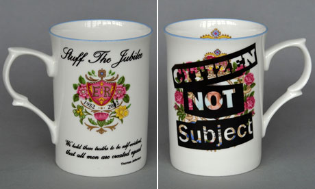 Stokes Croft anti-jubilee China