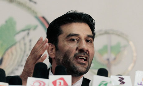 Shafiqullah Tahiri
