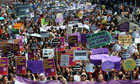 Turkish women join pro-choice rally as fears grow of abortion ban