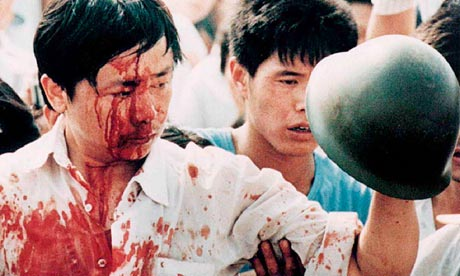 Tiananmen Square, 4 June 1989
