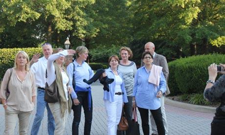 Bilderberg conference team