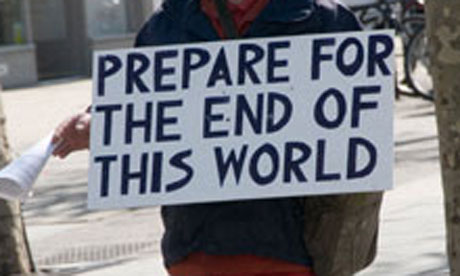 After the jubilee, the next big event will be the end of the world