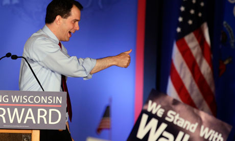Republicans hope Scott Walker's Wisconsin victory will boost Romney