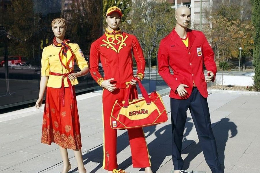 olympics 2012 behold the clothing range sport