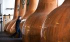 Diageo's Caol Ila distillery.