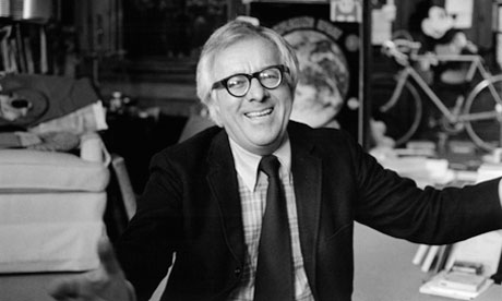 Ray Bradbury and the a fever of inspiration