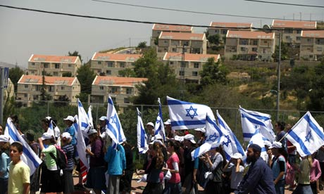 Israel to build in West Bank settlements