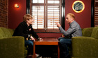 Crispian Mills and Simon Pegg discuss A Fantastic Fear of Everything.
