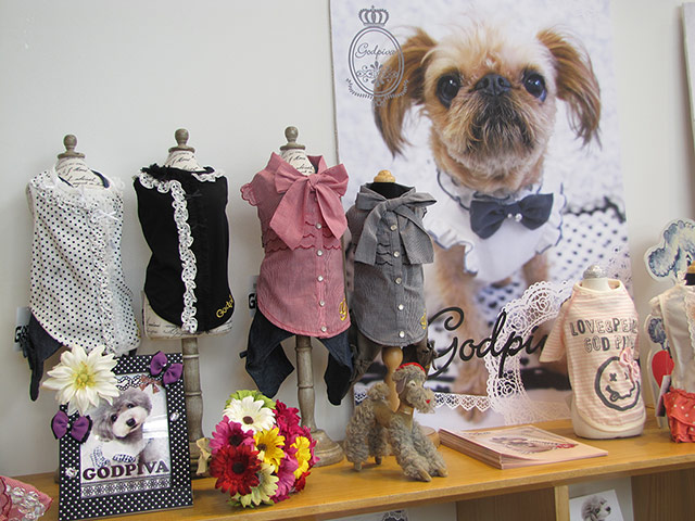 Kawaii dog clothes shop in Japan | tokyokawaiietc