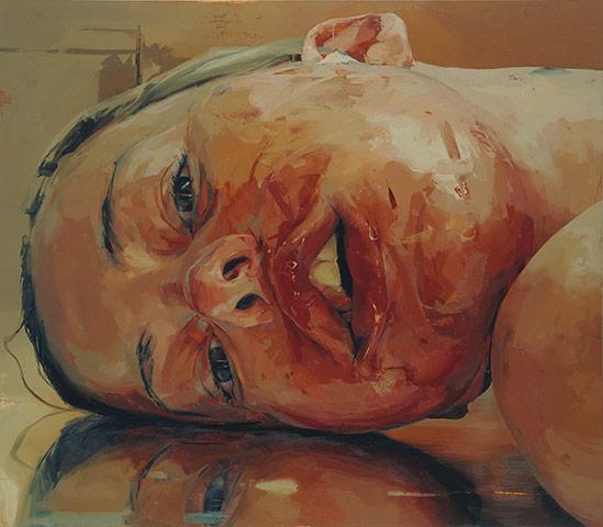 Jenny Saville: Reverse, 2003
