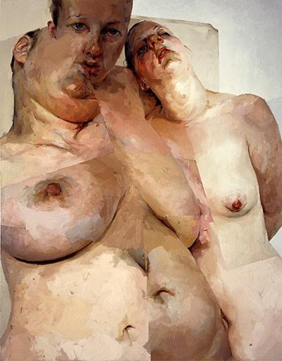 Jenny Saville: Rubin's Flap, 1999