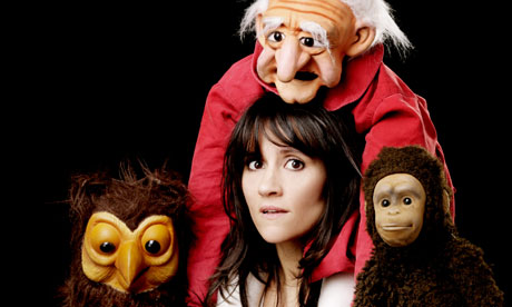 'Putting a new hand into a dead artform' … Nina Conti and her puppets.