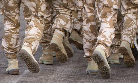 Τι θα απογίνει ο Βρετανικός στρατός;