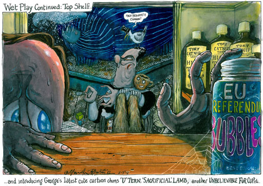 02.07.12: Martin Rowson on the Tory leadership