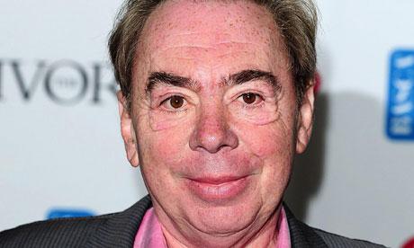 Andrew Lloyd Webber re...