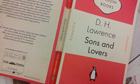 Sons and Lovers D.H. Lawrence