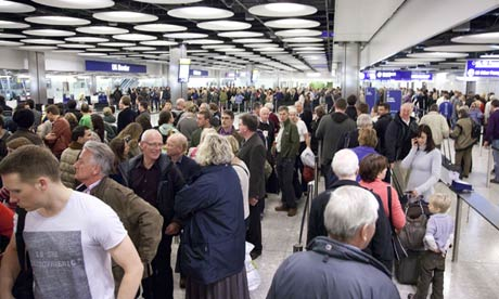 Pay To Fast Track Passport Control At Gatwick & Heathrow ...