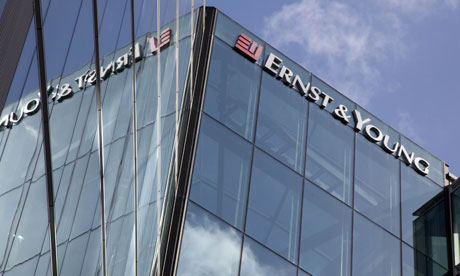 Major Competitors Of Ernst And Young