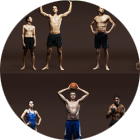 Olympic bodies interactive