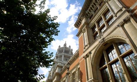 V&A museum exterior