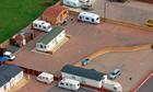 Greenacres caravan site
