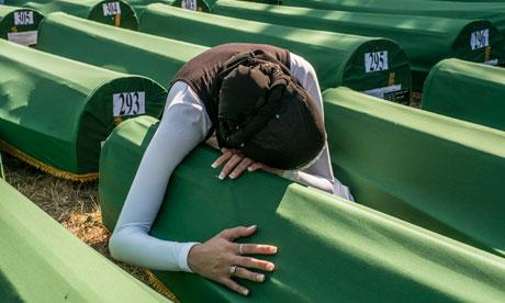 Srebrenica Burials and Remembrance