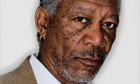 Morgan Freeman: 'Black is beautiful.'