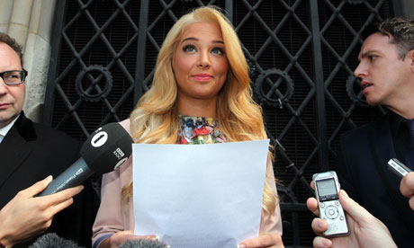 Tulisa Contostavlos sex tape apology. Tulisa Contostavlos has won an apology ...