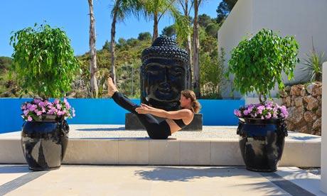 Shanti-Som spa near Marbella