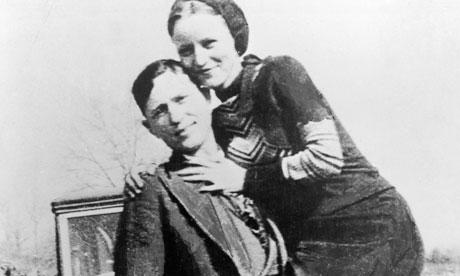 Real Bonnie and Clyde