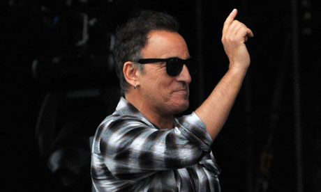 Bruce Springsteen The E Street Band Dancing In The Dark