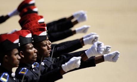 Sri Lanka Cadets