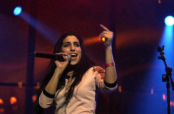 Amy Winehouse: Amy Winehouse Urban Music Festival