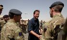 David Cameron Afghanistan