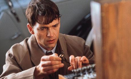 Dougray Scott in the film Enigma