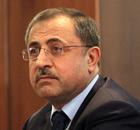 Syrian Interior Minister Mohammed Shaaar