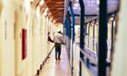 Wandsworth prison, England.